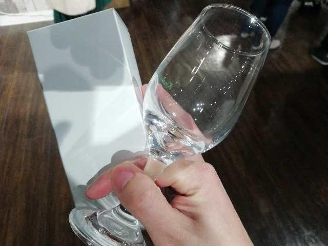 九州ワインフェスタ リバーウォーク北九州 グラス