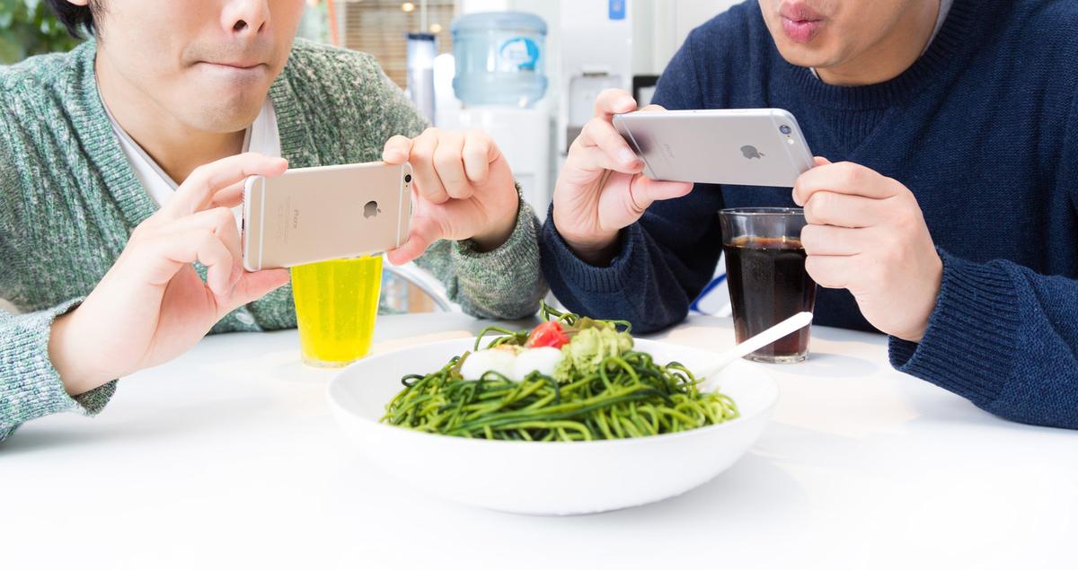 ブログのレビューで食べた料理は経費になりますか?広告収入で生計を立てていますのフリー画像(写真)