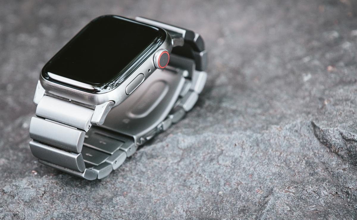 Apple Watch Series 5のフリー画像(写真)