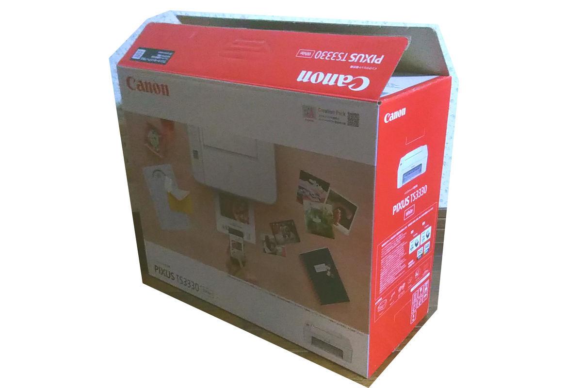 PIXUS TS3330 の箱