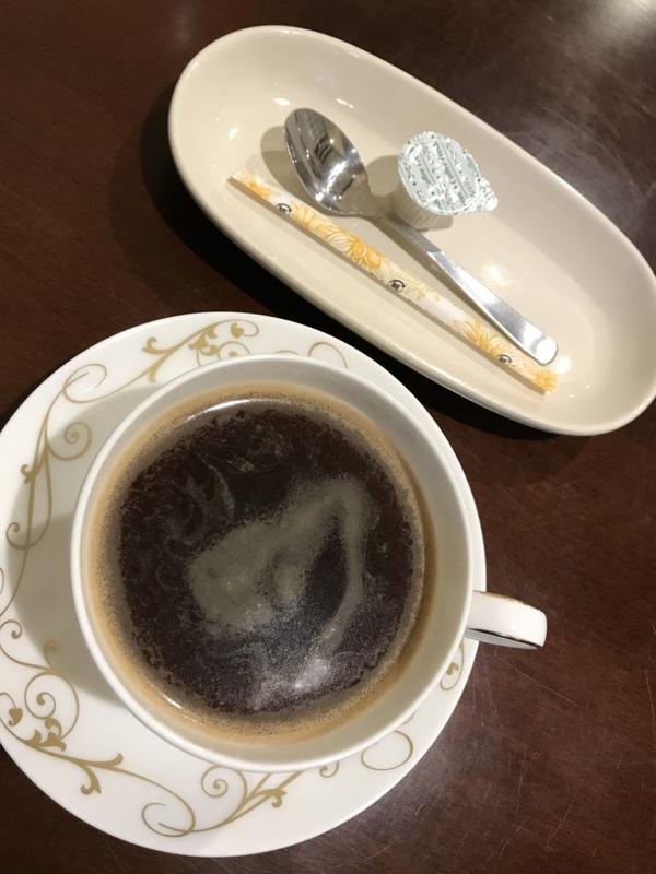 むつ市、憩いのホットコーヒー