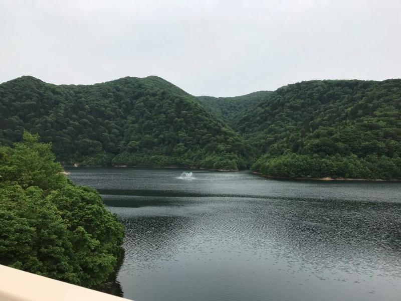 川内町の川内湖