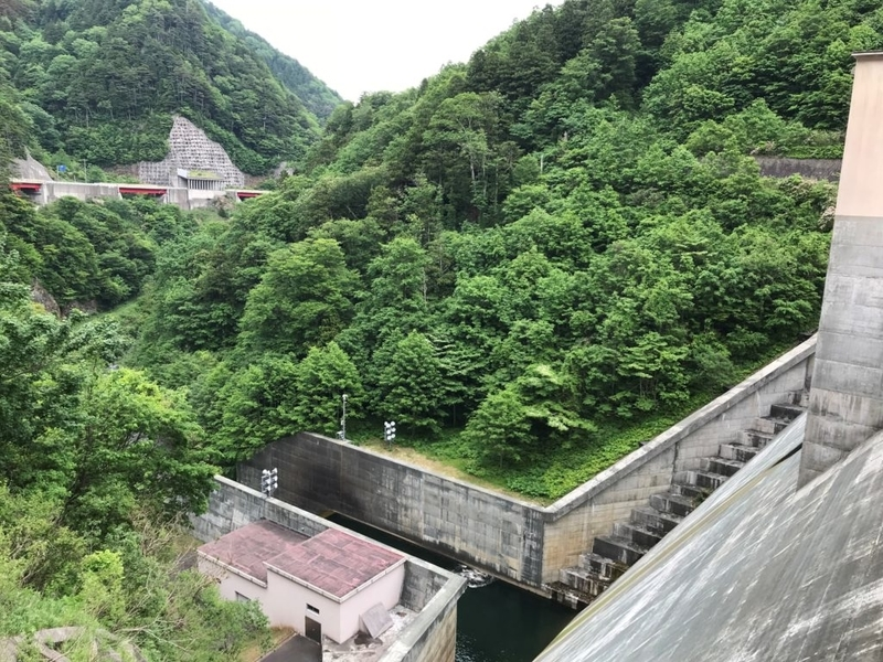 川内町の川内ダム