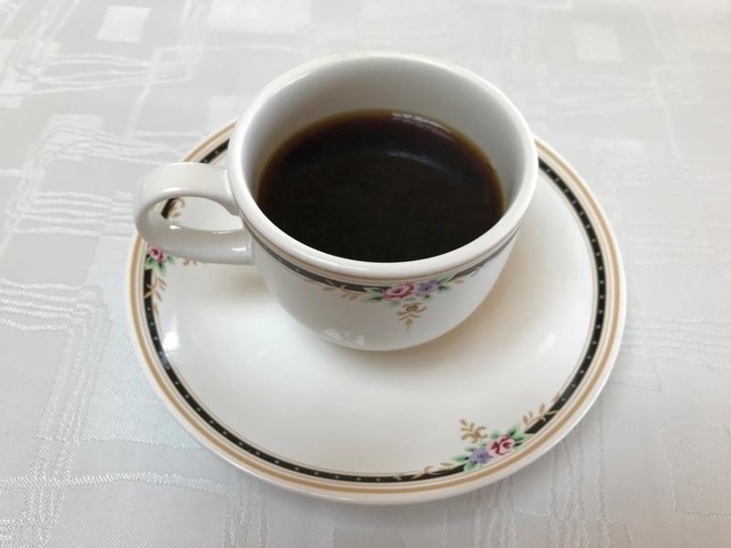 グランドサンピア八戸、コーヒー