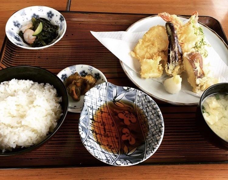 ファミリー食堂、天ぷら食堂,