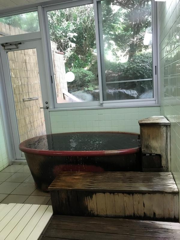 東北温泉の家族風呂