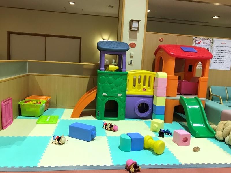 ろっかぽっか子供の遊び場
