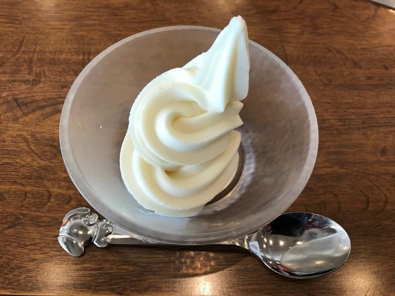 すたみな太郎のソフトクリーム