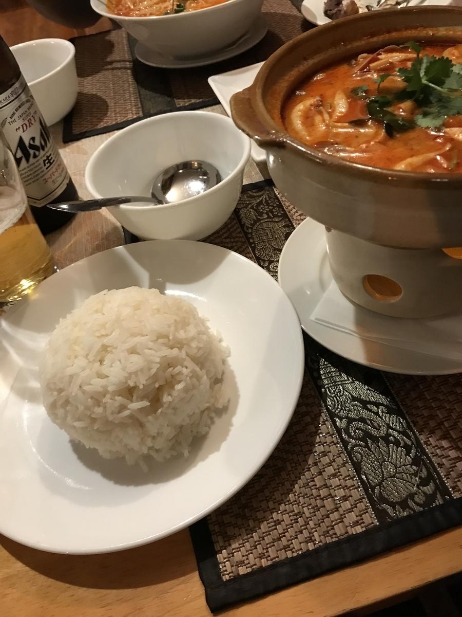 三沢市、PHADA'Sのご飯