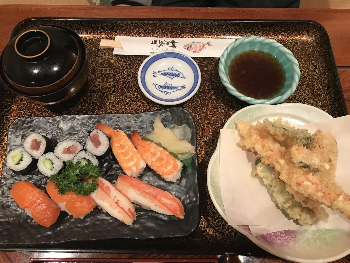三沢市、喜久寿司、天すしB