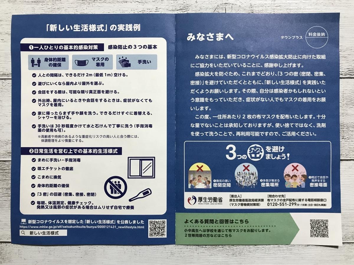 コロナウィルス感染防止の基本