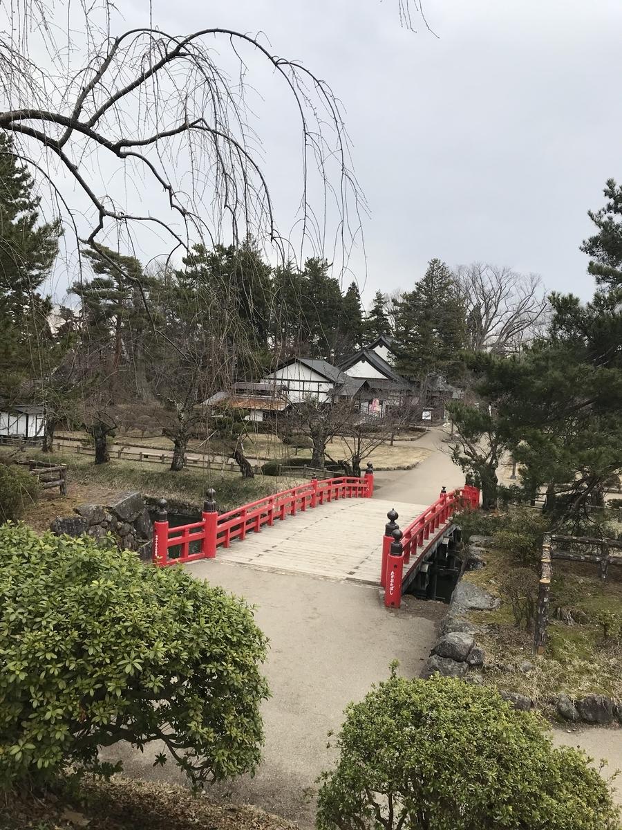 弘前公園の景色