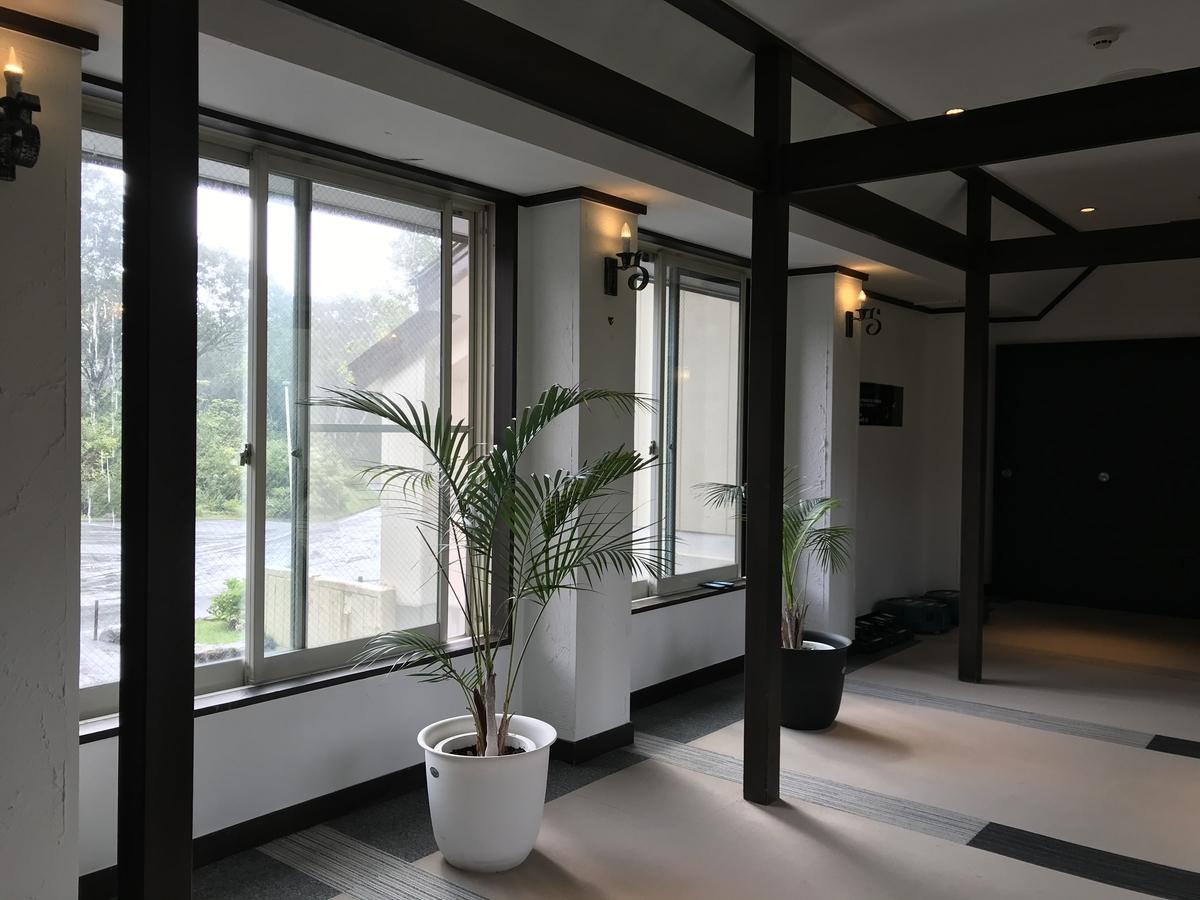 青森市ホテル城ヶ倉の館内