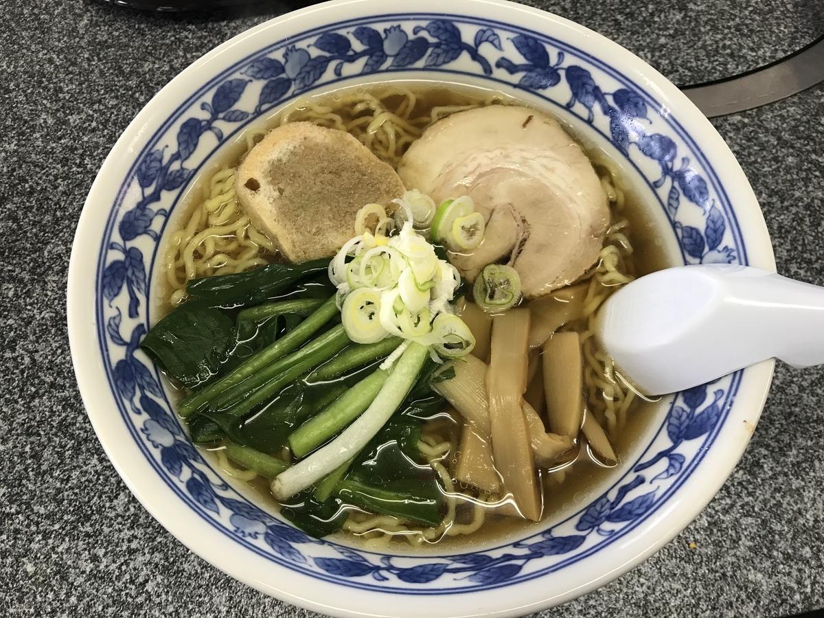 青森市八甲田山、高原茶屋の行者ニンニクラーメン