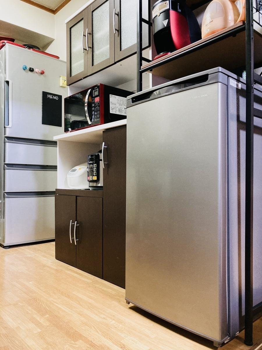 三ツ星貿易 SKM85F 1ドア冷凍庫