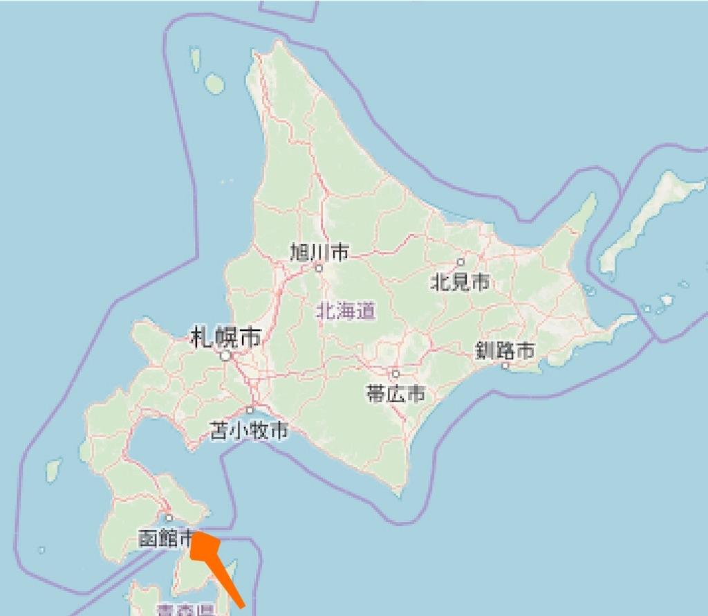 【廃道】北海道 日浦海岸道路