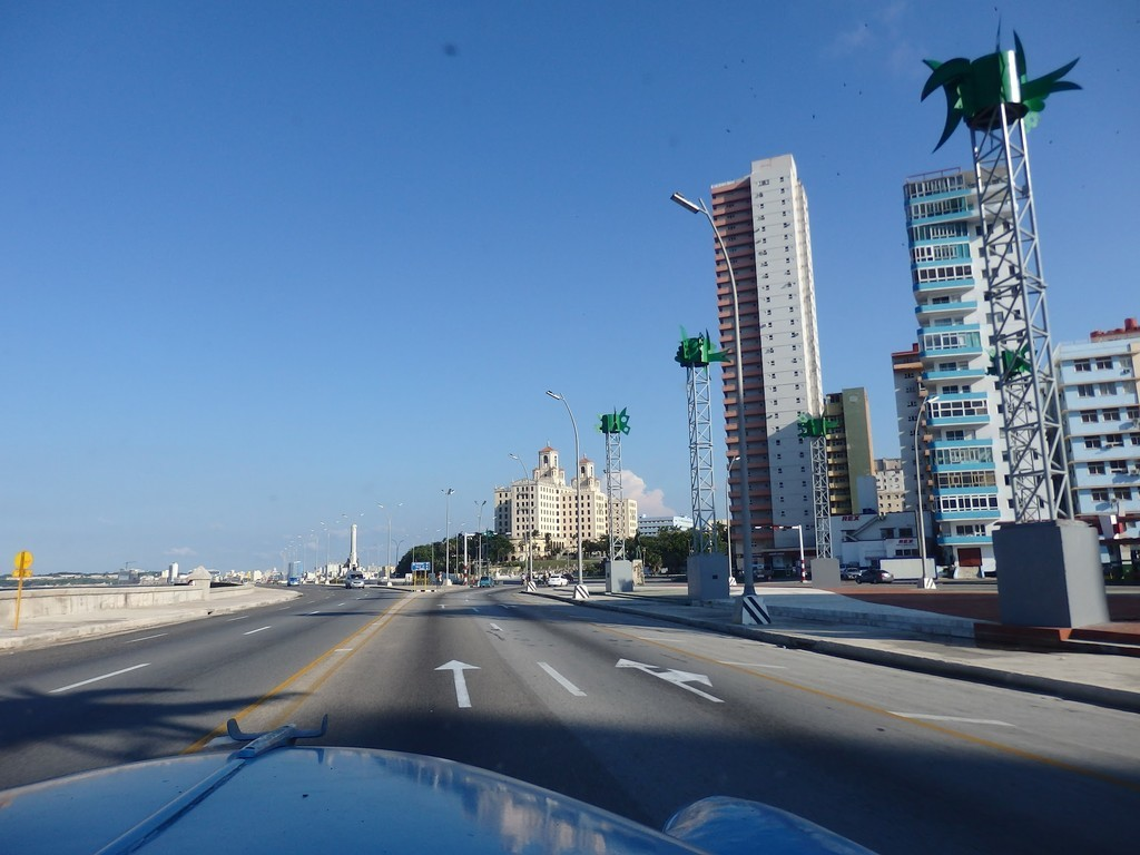 Malecon at 9AM