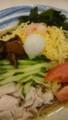 [夕食] 8/3 冷し麺@糸ぐるま