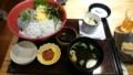 [昼食] 10/25 二色しらす丼@八倉