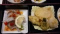 [夕食] 10/25 秋の行楽釜飯御膳@いろどり家