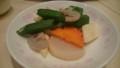 [夕食]帆立と野菜の炒め@煌蘭