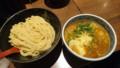 [夕食]1/29 生姜つけ麺@三田製麺所
