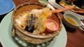 [夕食]1/30 かに天ぷら@甲羅本店