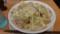 3/2 野菜たっぷりタンメン@日高屋