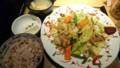 [3/8]3/8 たっぷり野菜の肉野菜炒め定食@やよい軒