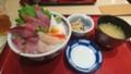 [5/3]5/3 夜 海鮮丼@源ちゃん食堂