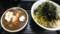 10/20 夜 黒カレー肉そば@なぜ蕎麦にラー油を入れるのか。