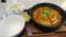 3/20 昼 スープごはん@デニーズ