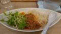 2017/7/4 昼 冷やし担々麺@小星星麺