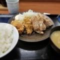 2018/01/30 夜 合盛定食@からやま