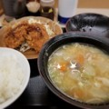 2018/03/09 夜 とん汁定食@かつや