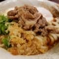 2018/03/09 昼 とろ肉たまうどん@ふたば製麺