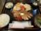 2018/05/01 昼 ポークソテー定食@みやだい倶楽部