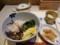 2018/05/07 夜 鶏飯風だし茶漬け@だし茶漬け えん