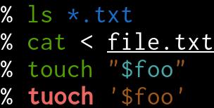 Zshメモ : zsh-syntax-highlightingでコマンドに色付け - もた日記