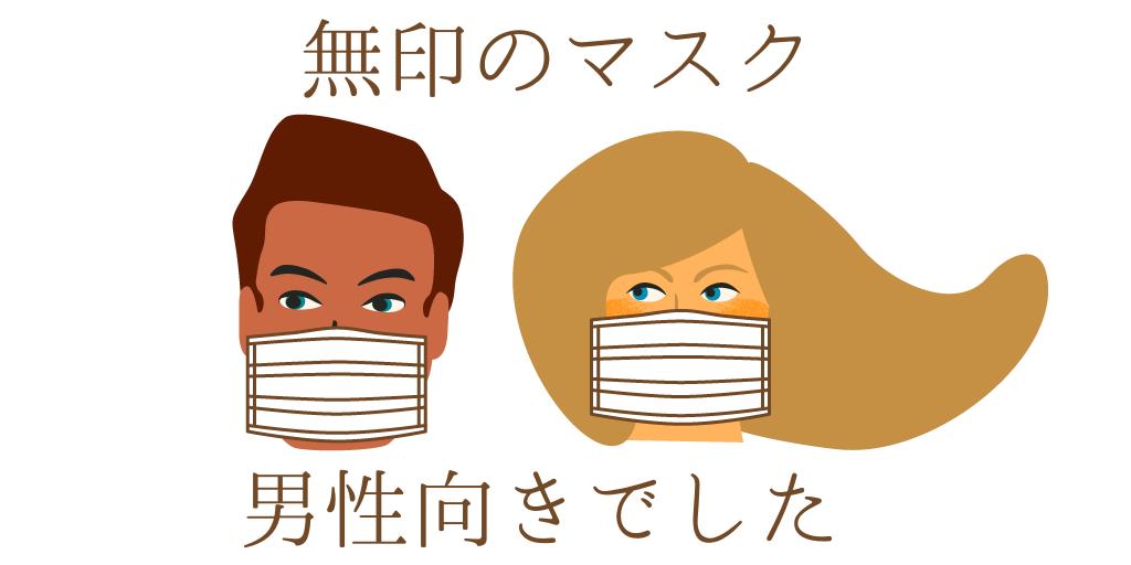 無印のマスク