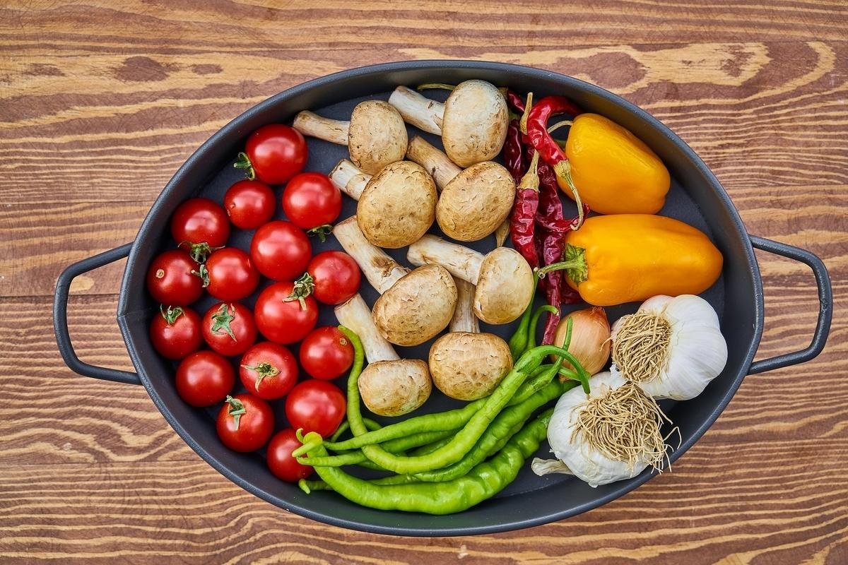 野菜たっぷりお鍋