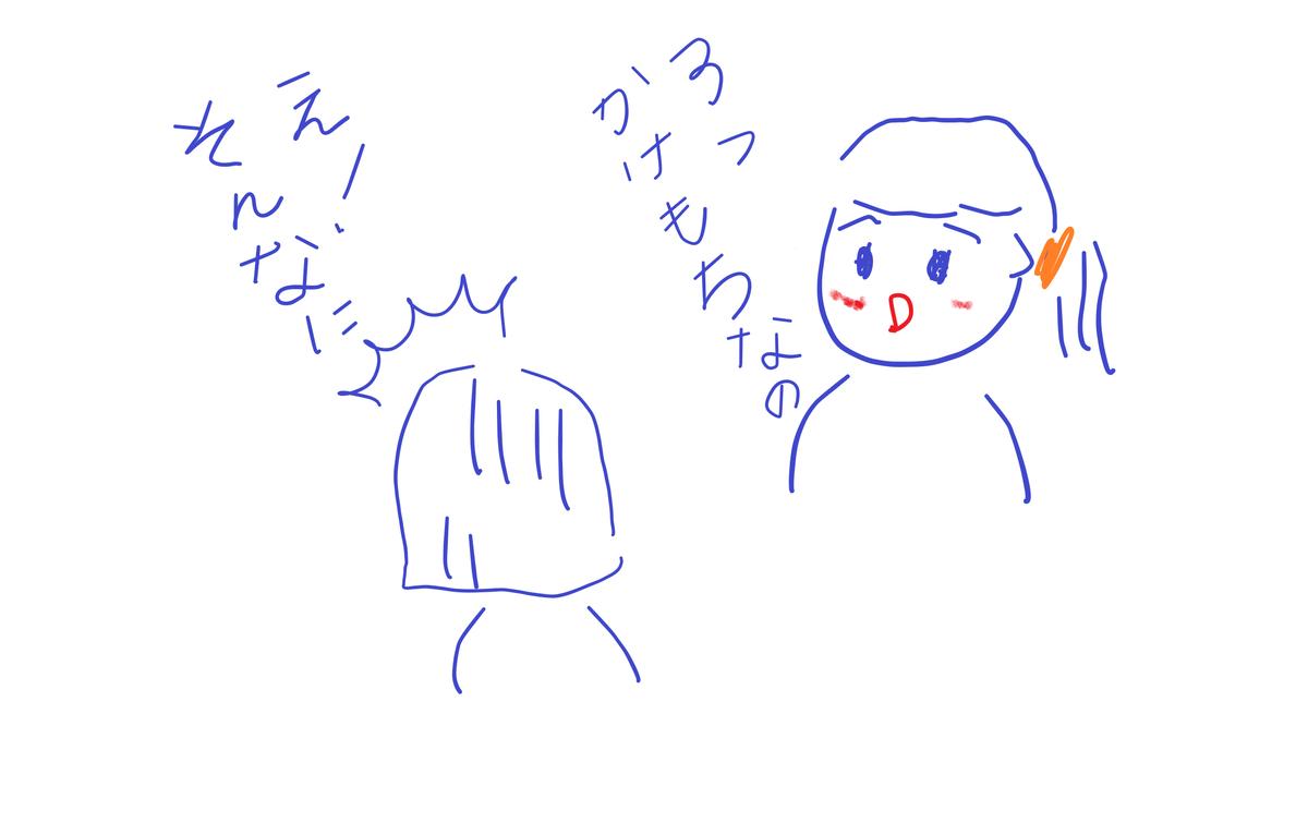 ママ友との会話