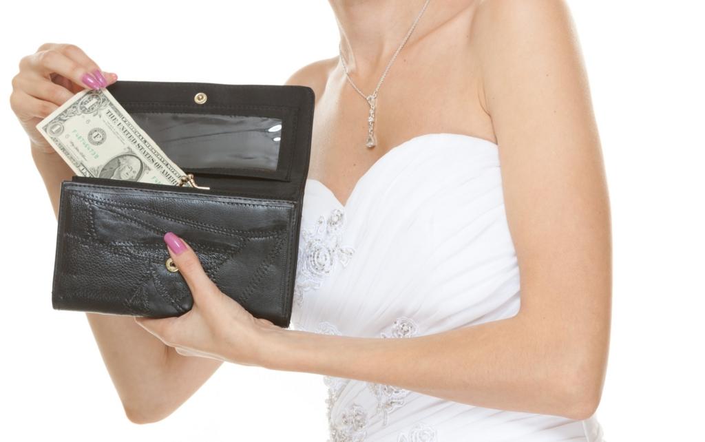 家族婚 新婦費用イメージ