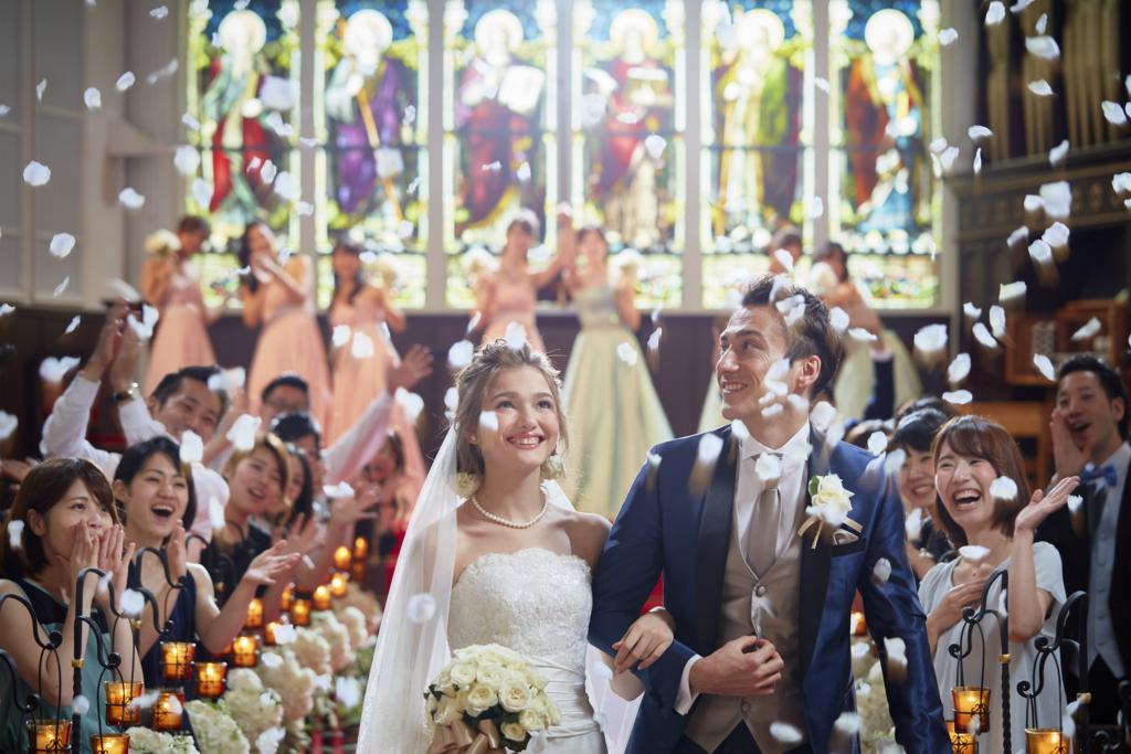 家族婚 式 イメージ
