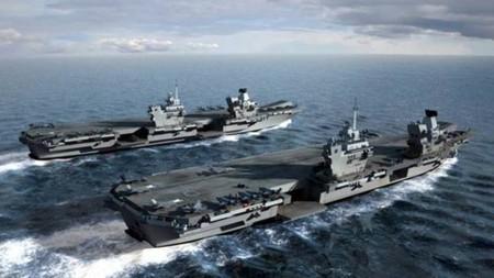 Cvf - Nuova portaerei ...
