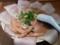 桜花春 チャーシュー麺