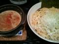 [つけ麺] 渡辺製麺@西院 つけ麺 太麺中 辛肉四川醤味