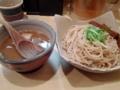 [つけ麺] 高倉二条 つけ麺