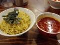 [つけ麺] 煮干しラーメン玉五郎 辛味つけ麺