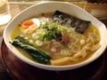[ラーメン] 天下ご麺 近江鶏塩麺